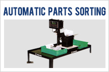 Automatic Parts Sorting