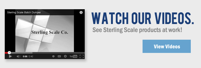 Watch our Sterling Scale Videos!